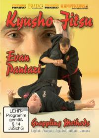 Kyusho grappling methods - dvd
