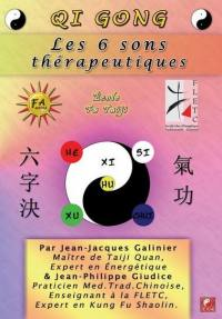 Les 6 sons therapeutiques -dvd  qi gong