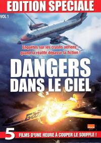 Coffret 5 dvd dangers ciel