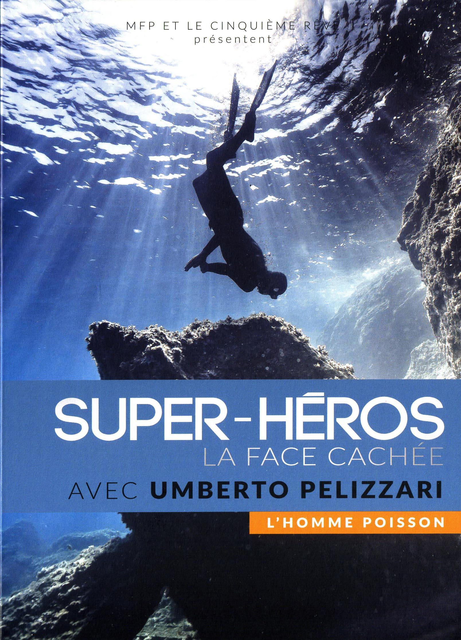 Homme-poisson (l') - super heros la face cachee - dvd