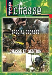 Special becasse - dvd  chasse et gestion