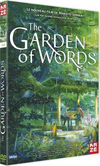 Garden of words (the) - le film - dvd