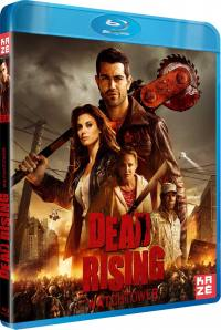 Dead rising- watchtower - le film - blu-ray