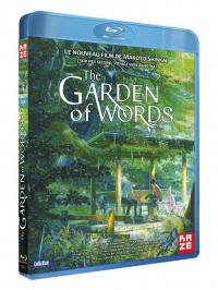 Garden of words (the) - le film - blu-ray