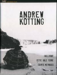 Coffret andrew kotting - 3dvd  cd, livret, cartes postales