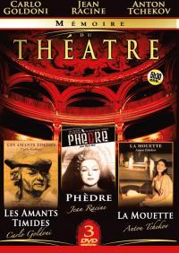 Memoire du theatre - 3 dvd