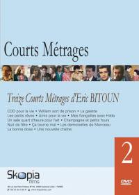 Treize courts metrages d'eric bitoun vol 2 - dvd