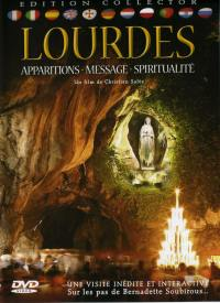 Lourdes - dvd  apparitions,message...