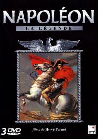 Coffret 3 dvd napoleon  la legende