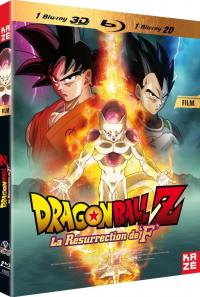 Dragon ball z - la resurrection de