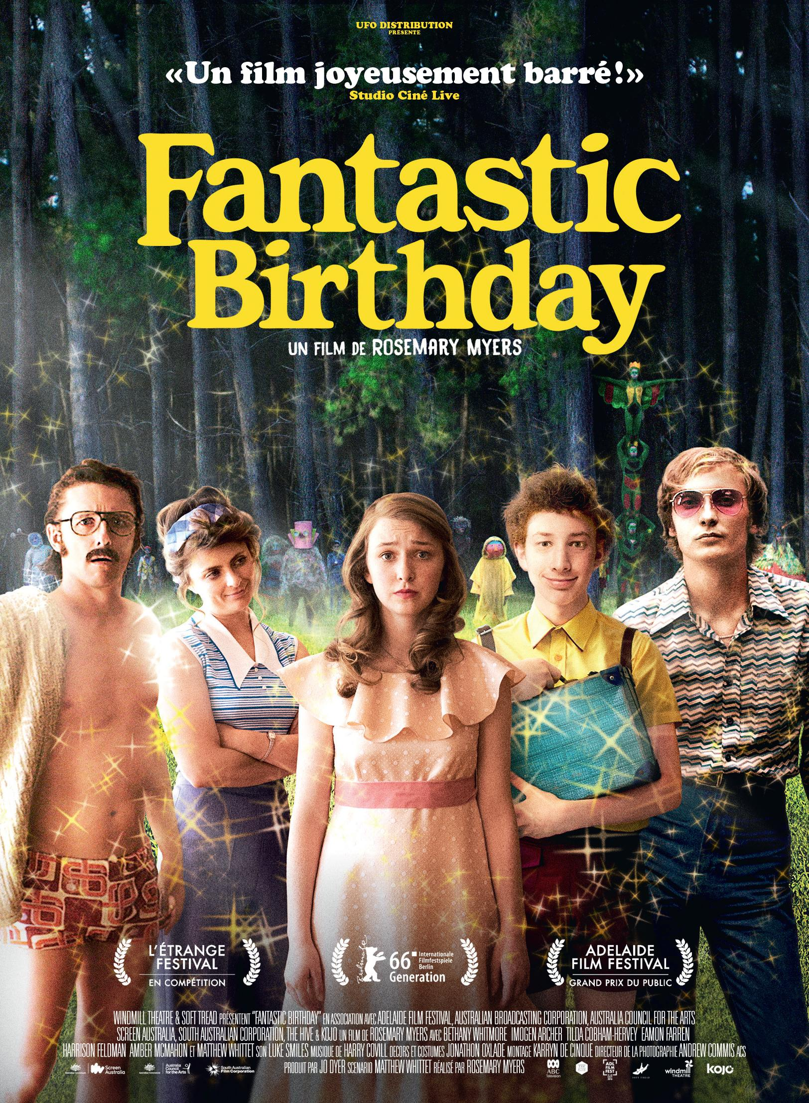 Fantastic birthday - dvd