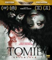 Tomie unlimited - blu-ray