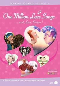 One million love songs..and love stories - dvd