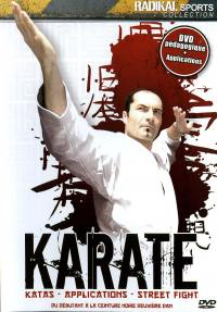 Karate - dvd  katas,applications...