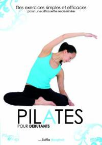 Pilates pour debutants - dvd