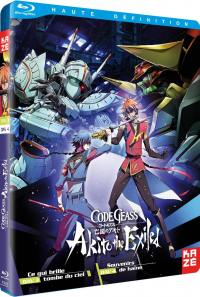 Code geass akito - the exiled - oav 3 et 4 - blu-ray