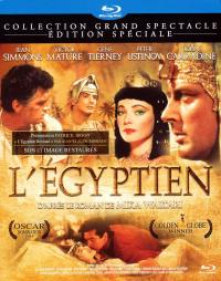 L'egyptien - blu ray