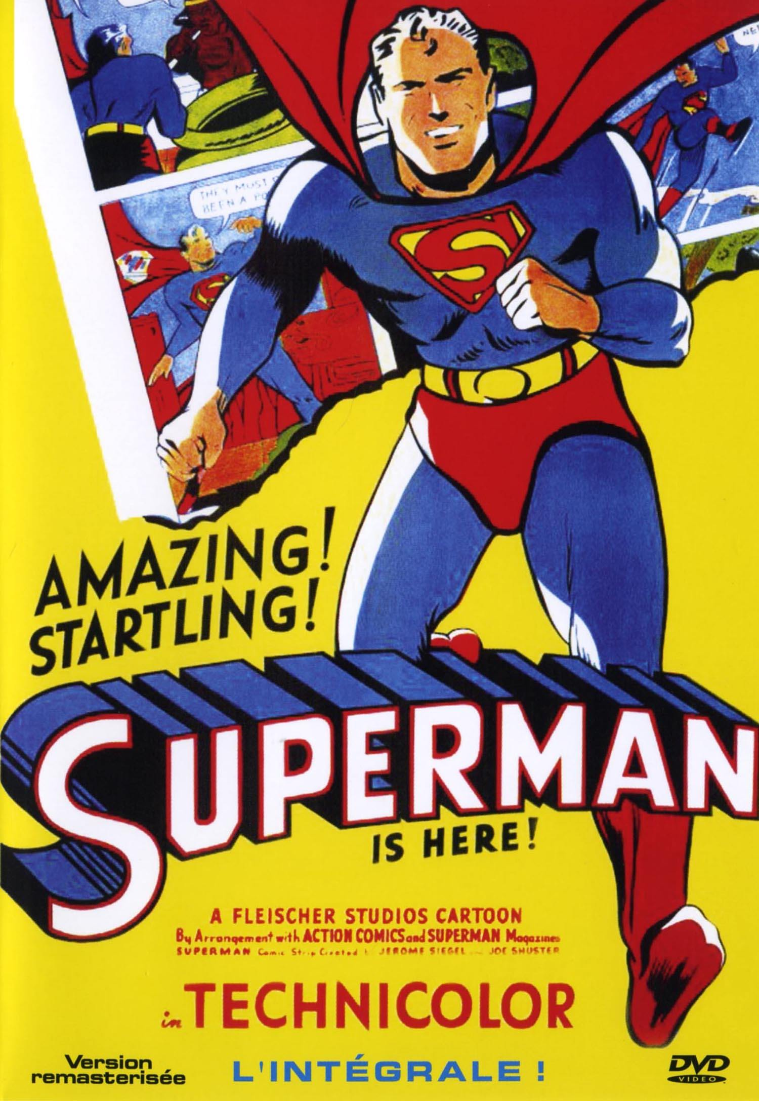 Superman l'integrale - dvd