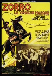 Serial - zorro le vengeur masque - dvd