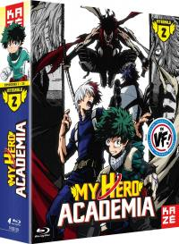My hero academia - saison 2 - 4 blu-ray