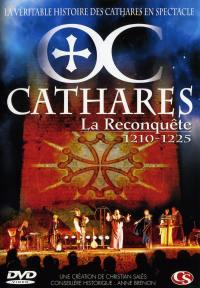 Oc cathares la reconquete - dvd