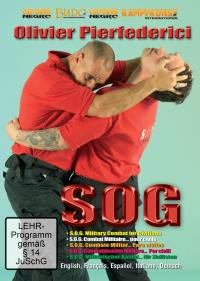 Sog vol.3 military combat for civilians  - dvd