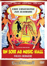 Un soir au music - hall- folies bergere - dvd