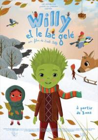 Willy et le lac gele - dvd