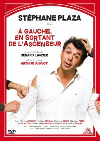 A gauche en sortant de l'ascenseur - dvd