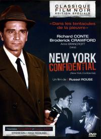 New york l.a confidential - dvd