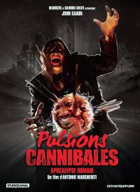 Pulsions cannibales - dvd