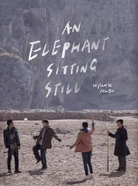An elephant sitting still - combo 2 dvd + blu-ray ed. simple