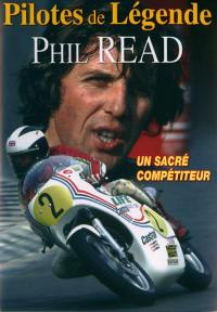 Phil read - dvd  pilotes de legendes