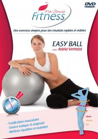 Easy ball - dvd  no stress fitness a. verhelst