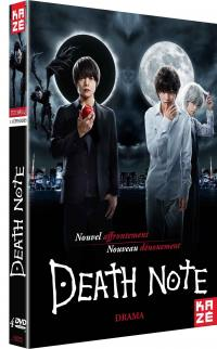 Death note - le drama - integrale serie - 4 dvd