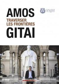 Gitai au college de france - 5 dvd