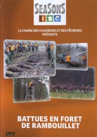 Battues foret rambouillet -dvd