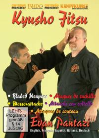 Kyusho bladed weapons - dvd
