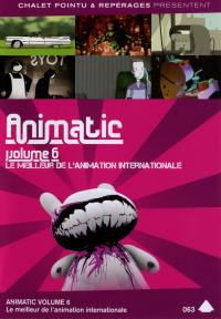 Animatic vol 6 - dvd