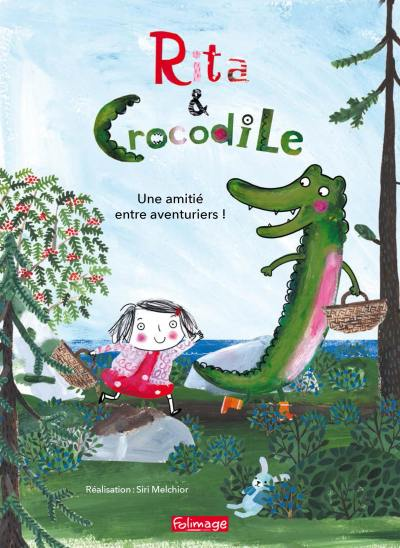 Rita & crocodile - dvd