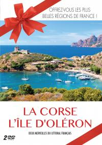 Corse (la) + l'ile d'oleron - plus belle regions - 2 dvd