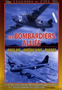Les bombardiers allies - dvd  anglais, americains, russes