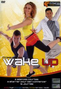 Wake up fitness express - dvd  fitness team