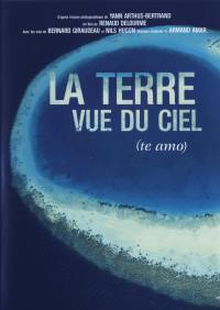 Terre vue du ciel (simple)-dvd