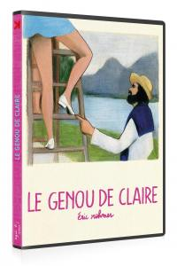 Genou de claire (le) - version restauree - dvd