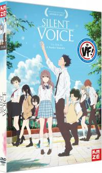 Silent voice - the movie - dvd