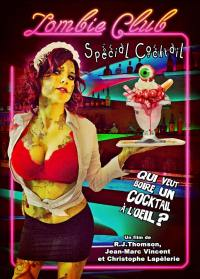 Zombie club special cocktail - dvd