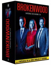 Brokenwood saisons 1 à 6 - 12 dvd