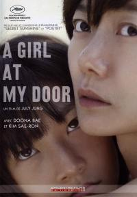 A girl at my door - dvd