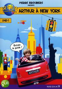 Arthur a new-york v1 - dvd
